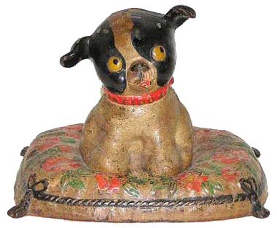 DOGS by - Identification Of Antique Doorstops